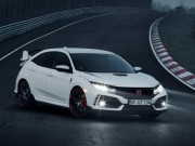 Honda Civic Type R chốt giá từ 912 triệu đồng