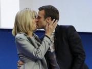 Thế giới - Bố mẹ Tổng thống Pháp: Sốc nặng vì con trai yêu cô giáo