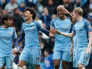 Bóng đá - Bàn thắng đẹp V36 Ngoại hạng Anh: Choáng với trung vệ Man City
