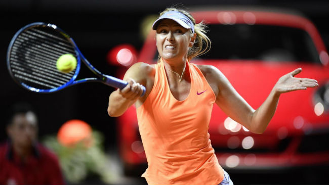 Sharapova nguy cơ lỡ Roland Garros & Wimbledon: Hoa hậu bị vùi dập - 2