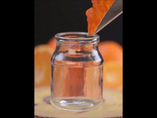 Tự làm kẹo dẻo cực ngon bổ sung vitamin C cho bé yêu