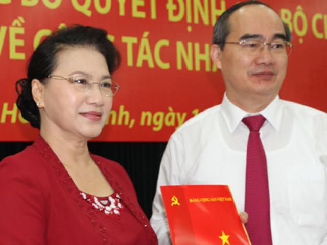Bí thư TP.HCM Nguyễn Thiện Nhân: Hôm nay là một ngày rất đặc biệt