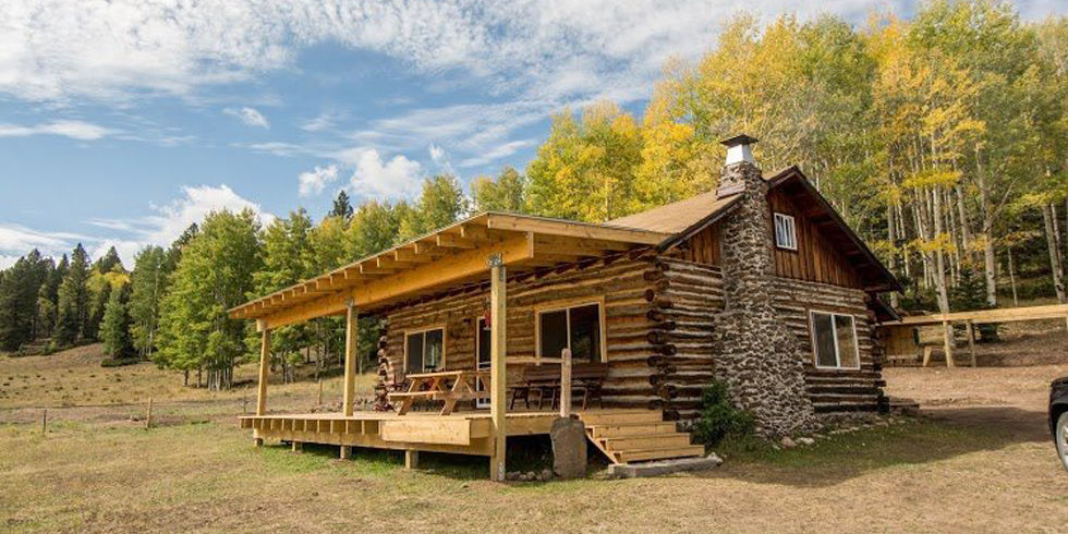 Log Homes For Sale In Northern New Mexico