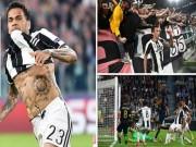 """Bóng đá - Góc chiến thuật Juventus - Monaco: """"Chơi dao"""" đứt tay"""