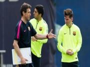 Vụ Neymar cãi trợ lý: Barca cần chất thép của một Sir Alex