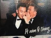 """Ca nhạc - MTV - Hoá ra đây là sự thật về """"đám cưới"""" của Mr. Đàm và Dương Triệu Vũ"""