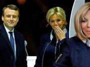 Thế giới - Điều chưa biết về người vợ 64 tuổi của Tổng thống Pháp