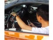 """Minh """"Nhựa"""" khoe video cầm lái Pagani Huayra 80 tỷ đồng"""
