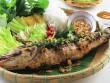 Cá lóc nướng trui và gỏi ba khía nức lòng du khách khi đến Cà Mau