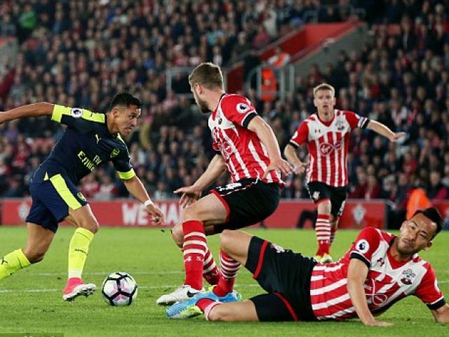 Southampton - Arsenal: Bước ngoặt sau màn độc diễn