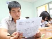 Giáo dục - du học - Thi THPT quốc gia 2017: Lo nhất khâu in sao đề, coi thi