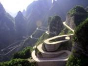 Du lịch - Lộ diện 10 cung đường nguy hiểm nhất hành tinh