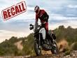 """Ducati triệu hồi """"chiến mã"""" Multistrada 1200 Enduro"""