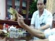 Truy người tung clip giám đốc bệnh viện mặc blouse đánh bài