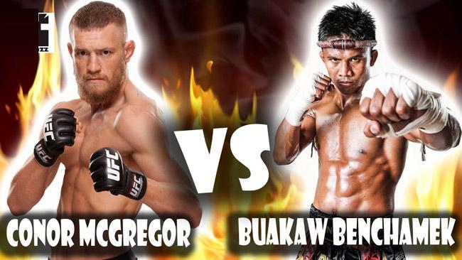 """""""Thánh Muay"""" Buakaw học võ Brazil: Xưng bá MMA, đả McGregor? - 2"""