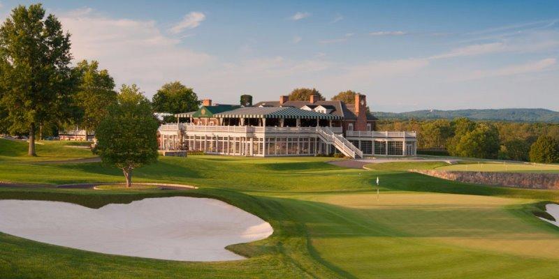 Dạo 1 vòng sân golf đặc biệt của Tổng thống Trump - 4