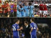 """Bóng đá - Ngoại hạng Anh trước vòng 37: Ứng viên top 4 dễ """"ngã ngựa"""""""