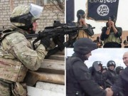 Thế giới - 16 đặc nhiệm Nga đánh bại 300 tay súng khủng bố ở Syria