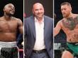 """""""Lật kèo"""" McGregor, Mayweather nhắm trận boxing 2 tỷ đô"""