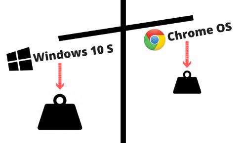 Nên chọn mua máy tính Windows 10 S hay Chrome OS? - 1