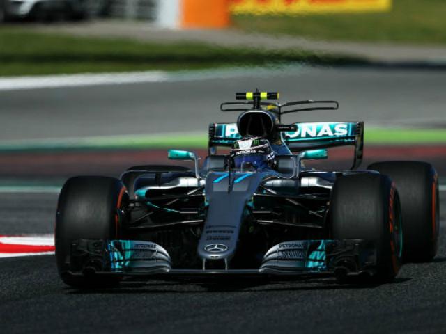 Đua xe F1, Spanish GP: Mercedes và sức mạnh vô đối