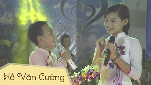 Mới 14 tuổi, Hồ Văn Cường đã hát nhạc tình ngọt ngào thế này - 1