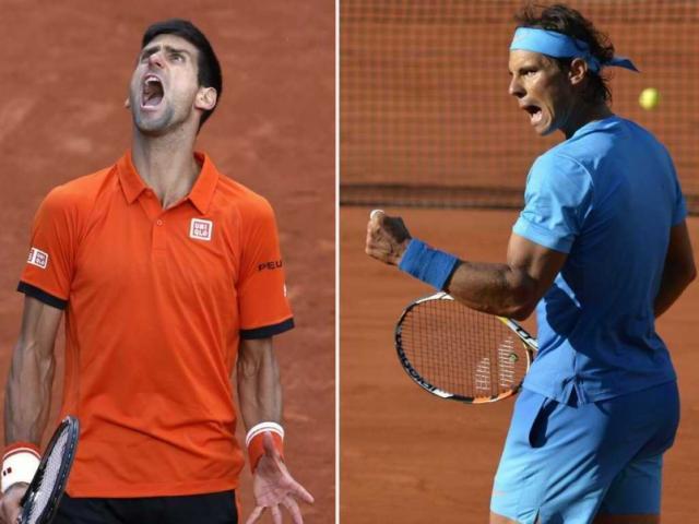 Thư hùng kinh điển lần thứ 50: Nadal tâng Djokovic lên mây