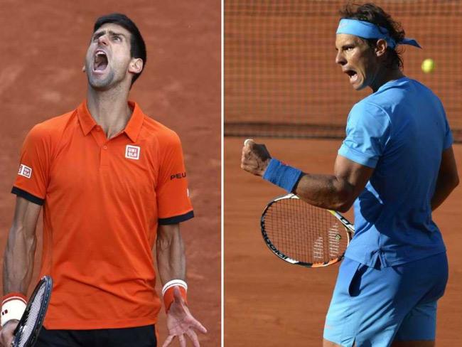 Thư hùng kinh điển lần thứ 50: Nadal tâng Djokovic lên mây - 1