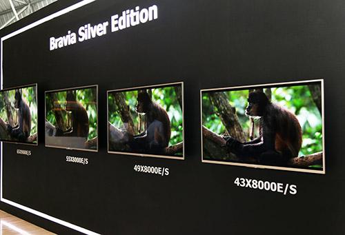 Sony trình làng loạt TV cho năm 2017, có TV OLED đầu tiên - 1