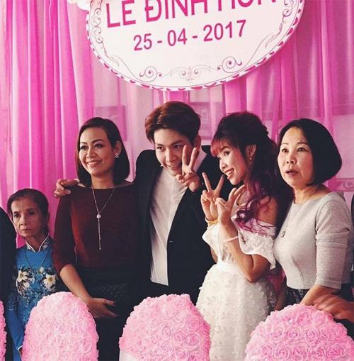 """Chưa bao giờ showbiz Việt rộn ràng """"đám cưới"""" đến thế - 2"""