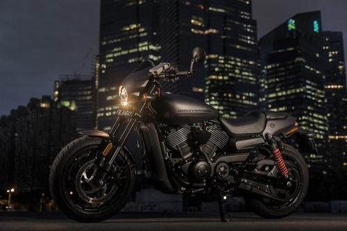 Harley-Davidson Street Rod 750 2017: Xu hướng mới của giới trẻ - 2