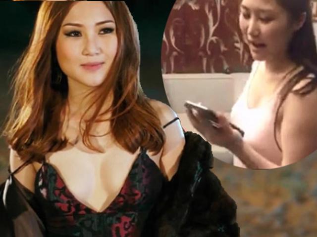 """Hương Tràm kể chuyện tình Mai Thu Huyền, Bình Minh trong MV siêu """"chất"""" - 4"""