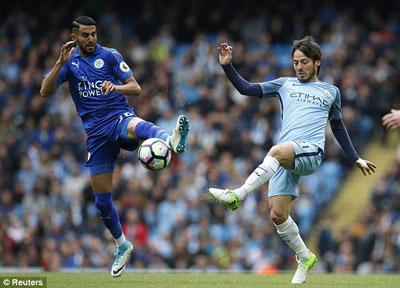 Chi tiết Man City - Leicester: Hú vía những phút cuối (KT) - 4
