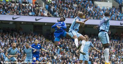 Chi tiết Man City - Leicester: Hú vía những phút cuối (KT) - 3