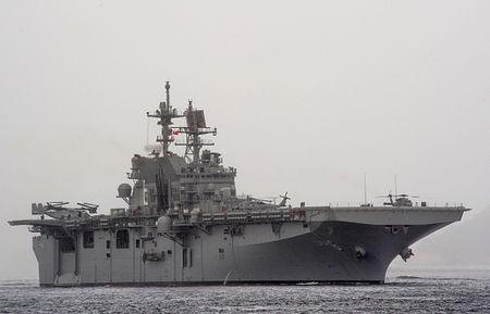 Lính Mỹ bắn trăm phát đạn không hạ nổi chiếc thuyền con - 1