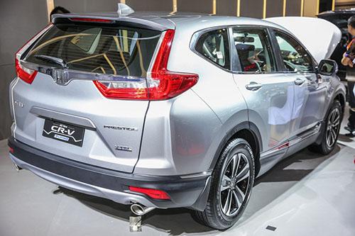 Honda CR-V 7 chỗ Turbo có giá từ 736 triệu đồng - 2
