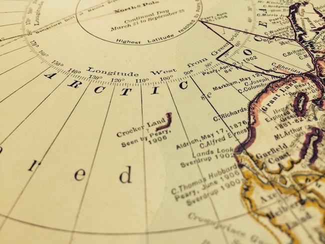 """Bí ẩn sự tồn tại của hòn đảo """"ma"""" trên Đại Tây Dương - 1"""