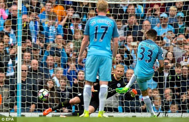 Man City - Leicester: 2 quả 11m, kịch tính cao độ - 1