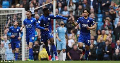 Chi tiết Man City - Leicester: Hú vía những phút cuối (KT) - 6