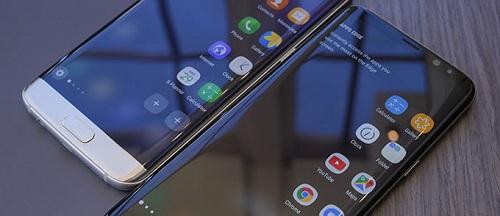 Galaxy S8+ và Galaxy S7 Edge chênh nhau 5 triệu đồng: Bạn chọn ai? - 1