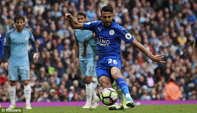 Chi tiết Man City - Leicester: Hú vía những phút cuối (KT) - 9