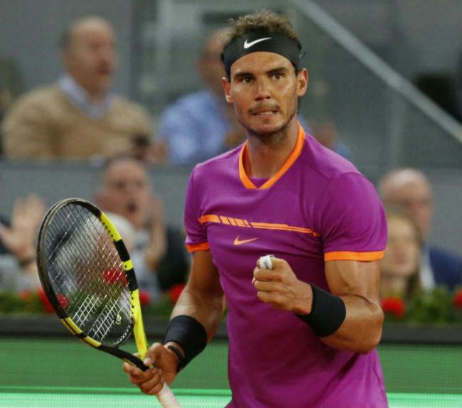 Nadal - Djokovic: 96 phút choáng váng (BK Madrid Open) - 1