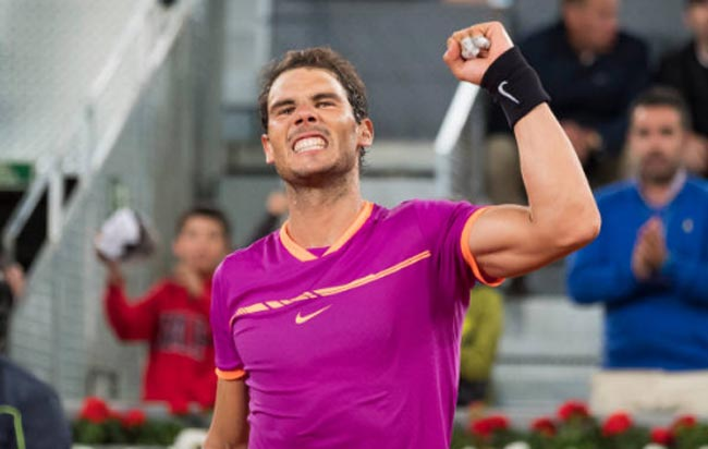 """Nadal """"đấm gió"""", Djokovic choáng với quyền lực đất nện - 7"""