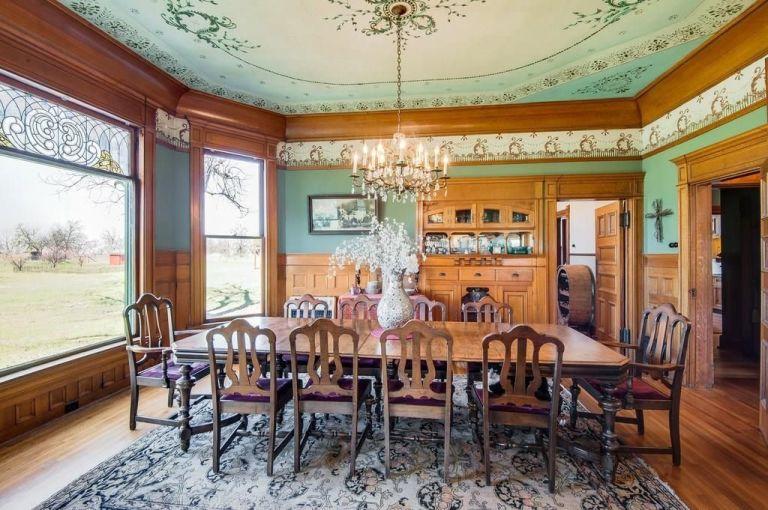 Biệt thự cổ gần 130 tuổi đẹp như tranh vẽ - 8