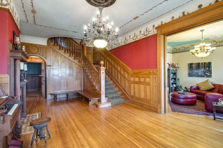 Biệt thự cổ gần 130 tuổi đẹp như tranh vẽ - 7