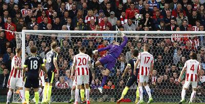 Chi tiết Stoke City – Arsenal: Pháo nổ rền vang, áp sát Top 4 (KT) - 3
