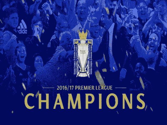 Chelsea vô địch Ngoại hạng Anh: Màu xanh bất tử (Infographic)