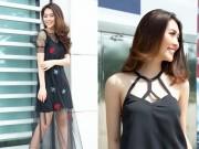 Thời trang - Đã là hoa hậu quốc tế, bản sao Hà Tăng vẫn thi The Face Việt!