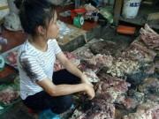 Tin tức trong ngày - Chủ sạp thịt lợn bị hắt luyn đã bán hết số lợn tồn đọng