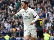 """Bóng đá - Chuyển nhượng MU: Ronaldo giúp """"Quỷ đỏ"""" có Morata"""